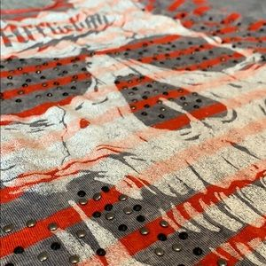 Affliction tank top S